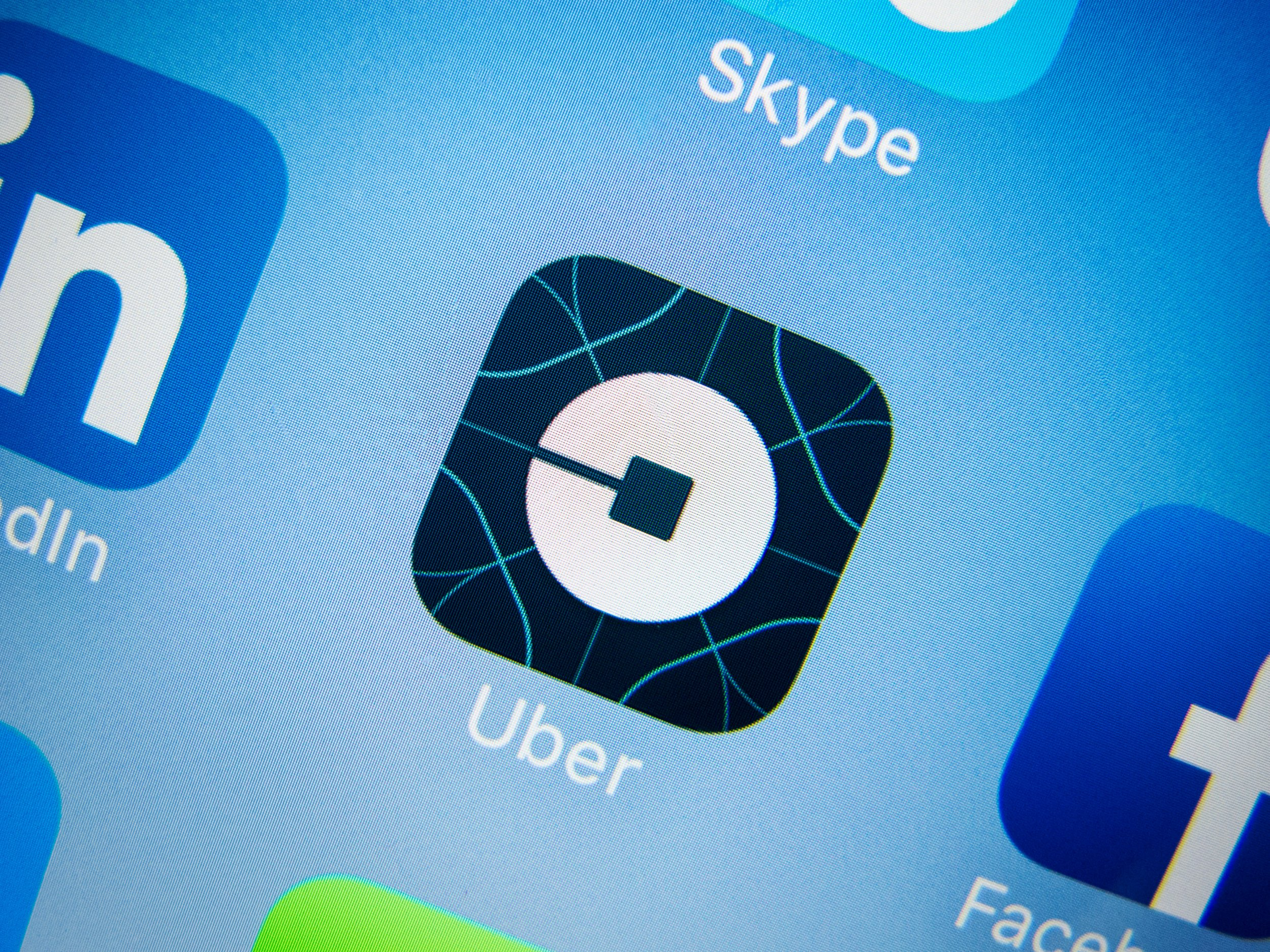No, Uber's surge pricing is not being scrapped Credit: Alamy