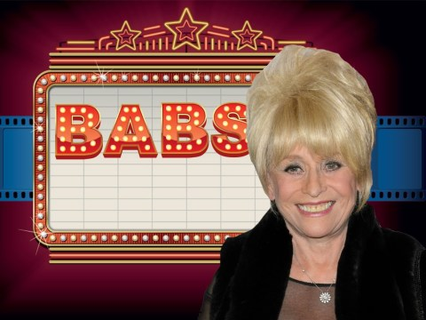 There's going to be a TV movie all about Dame Barbara Windsor's life
