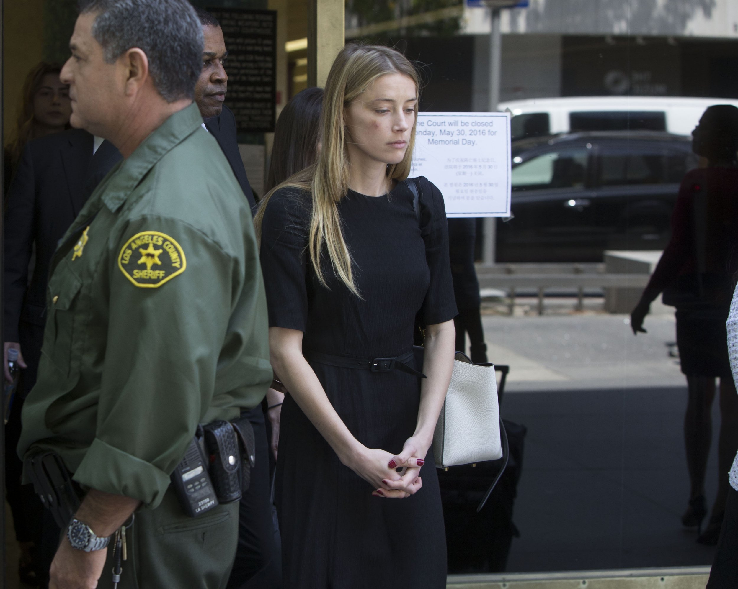 Amber Heard's lawyers release full statement in response to accusations of lying against the actress