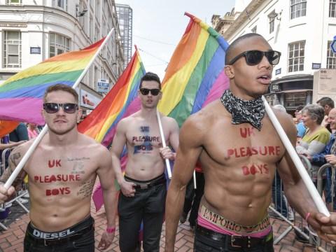 Birmingham Pride 2016: Britain's largest two-day LGBT Pride festival