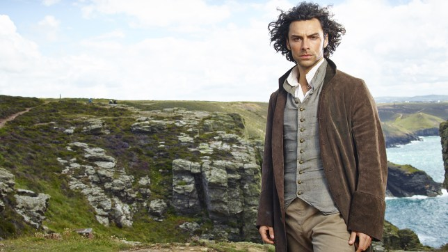 Aidan Turner slams reports he was mean to Poldark fans (Picture: BBC)
