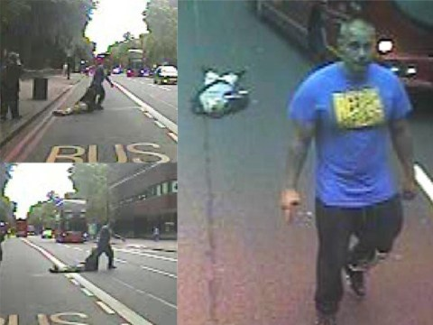 Man with learning difficulties beaten unconscious then dragged in front of oncoming bus