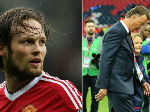 Manchester United's Daley Blind defends Louis van Gaal after manager is sacked with Jose Mourinho waiting