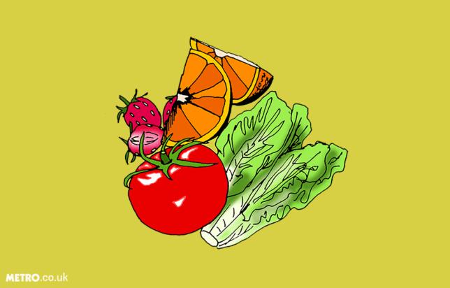 Metro Illustrations food healthy smoothie health