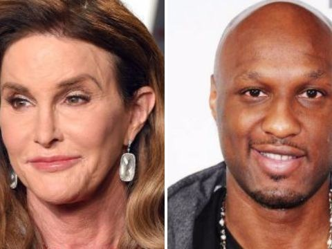 Kim Kardashian has to explain who Caitlyn Jenner is to a confused Lamar Odom
