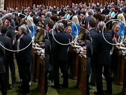 Prime Minister apologises for elbowing woman MP in parliament