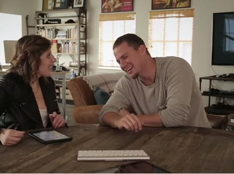 Channing Tatum is interviewed by an autistic girl and it'll make you love him even more