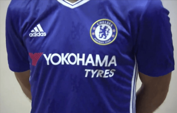 chelsea kit latest