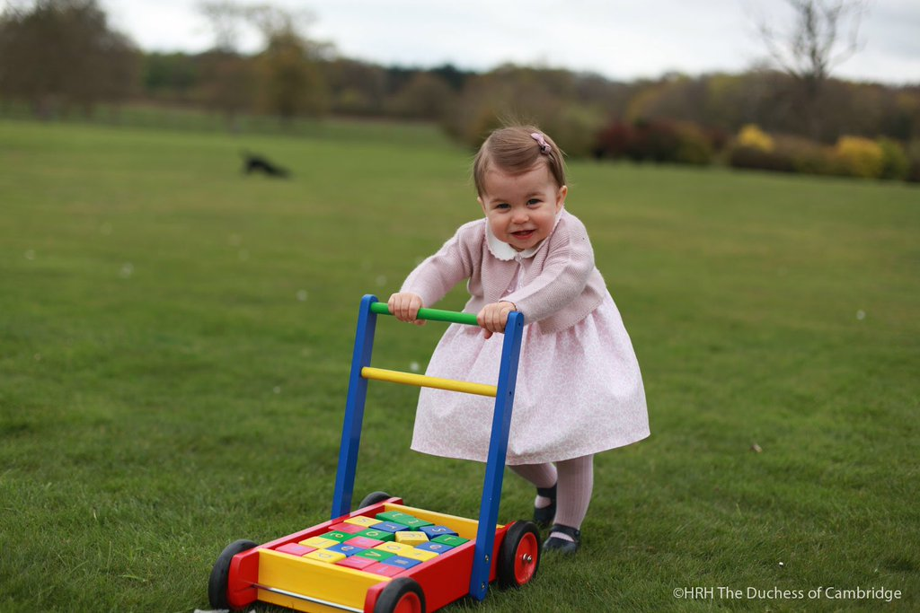 Princess Charlotte's first birthday: 10 great Charlottes to mark the occasion