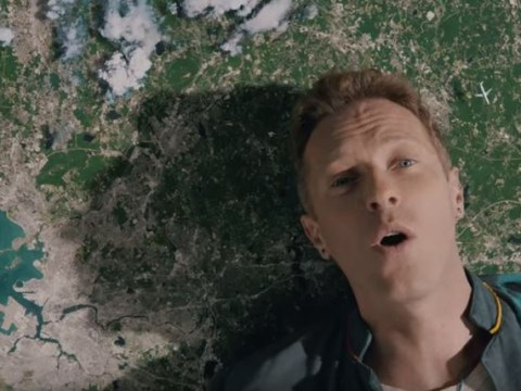 Coldplay's new video for Up & Up gets nearly 3 million views in a DAY