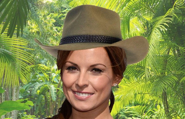 Coleen Rooney for I'm A Celeb? Credit: Getty