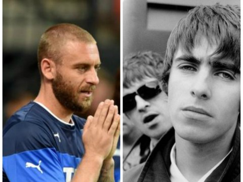 Danielle de Rossi nearly joined Manchester City because of his love for Oasis and the Gallagher brothers