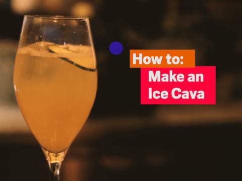 How to make a refreshing Ice Cava cocktail – perfect for the heatwave this weekend