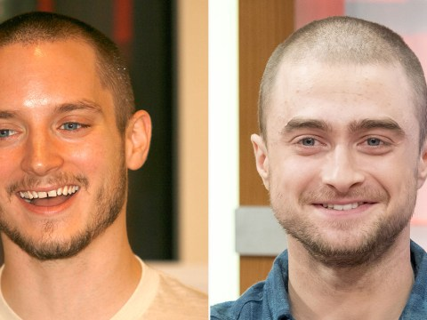 Daniel Radcliffe and Elijah Wood look remarkably similar and people can't handle it