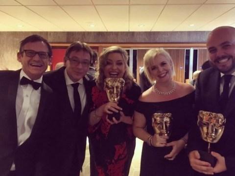 TV BAFTAs 2016: Dominic Treadwell-Collins gets teary as he wins last BAFTA as EastEnders showrunner