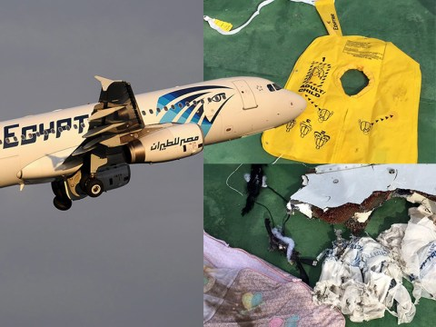 EgyptAir Crash: Human remains point to an explosion on flight MS804