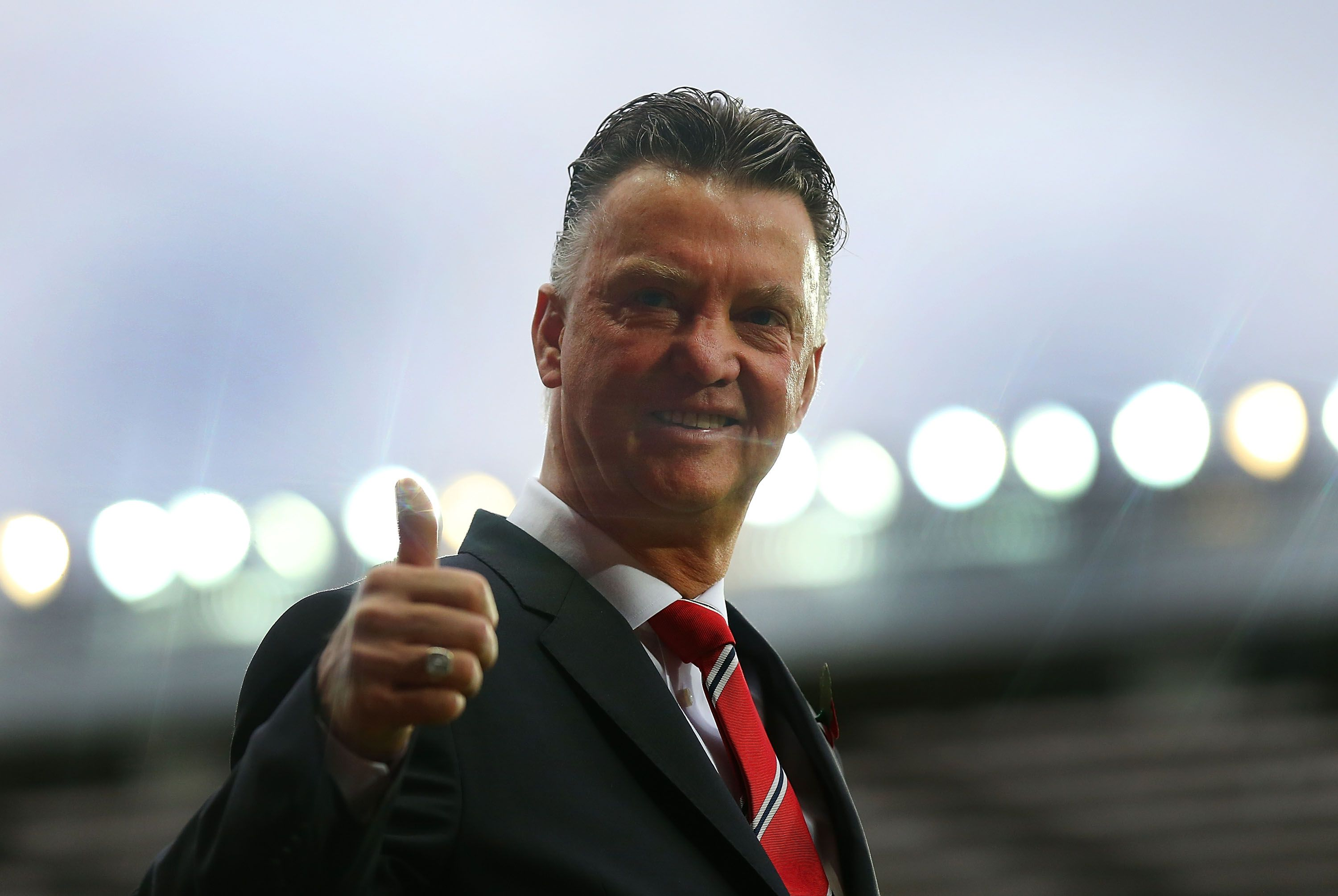 Louis van Gaal got what he deserved at Manchester United, says Ruud Gullit