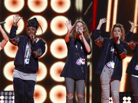 Belgium look set to shine at Eurovision by championing youth again