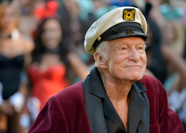 Hugh Hefner named in Bill Cosby sex case