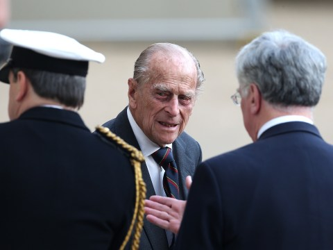 Prince Philip pulls out of Jutland event on doctor's orders