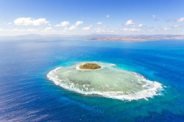Rising Sea Levels Swallow Five Pacific Islands