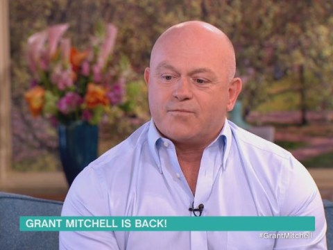 Ross Kemp says he was 'scared' about returning as Grant Mitchell on Eastenders