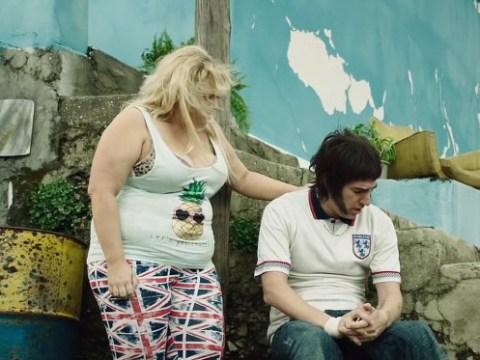 Rebel Wilson refused to strip off in Grimsby, despite pressure from Sacha Baron Cohen