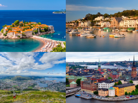 9 European holiday destination ideas you might not have thought of
