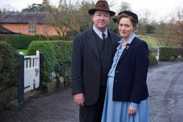 Unit stills photographyHOME FIRES EPISODE 6 Pictured: CLAIRE PRICE as Miriam and DANIEL RYAN as Bryn. This photograph is the copyright of ITV, for one use only and must only be used in relation to HOME FIRES.