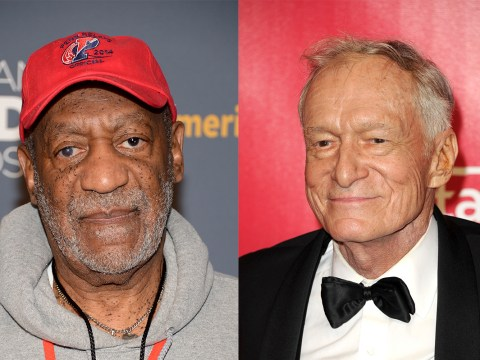 Hugh Hefner linked to Bill Cosby sex assault claim
