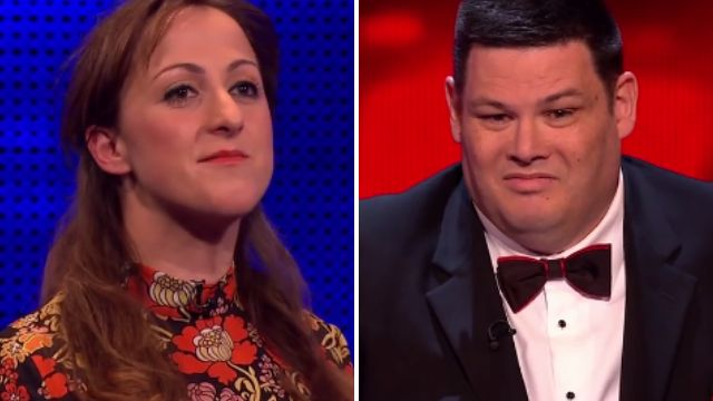 WATCH: The Chase star Mark Labbett left furious by Natalie Cassidy's rude jibe