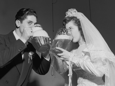 How getting married affects how much you drink