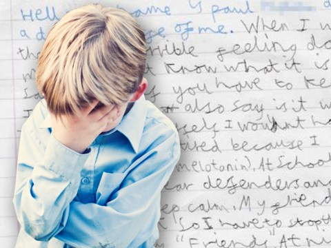 9-year-old boy pens heartbreaking letter to NHS about suffering with depression