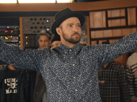 Fans are loving Justin Timberlake's new single Can't Stop the Feeling, but does it sound like Pharrell's Happy?