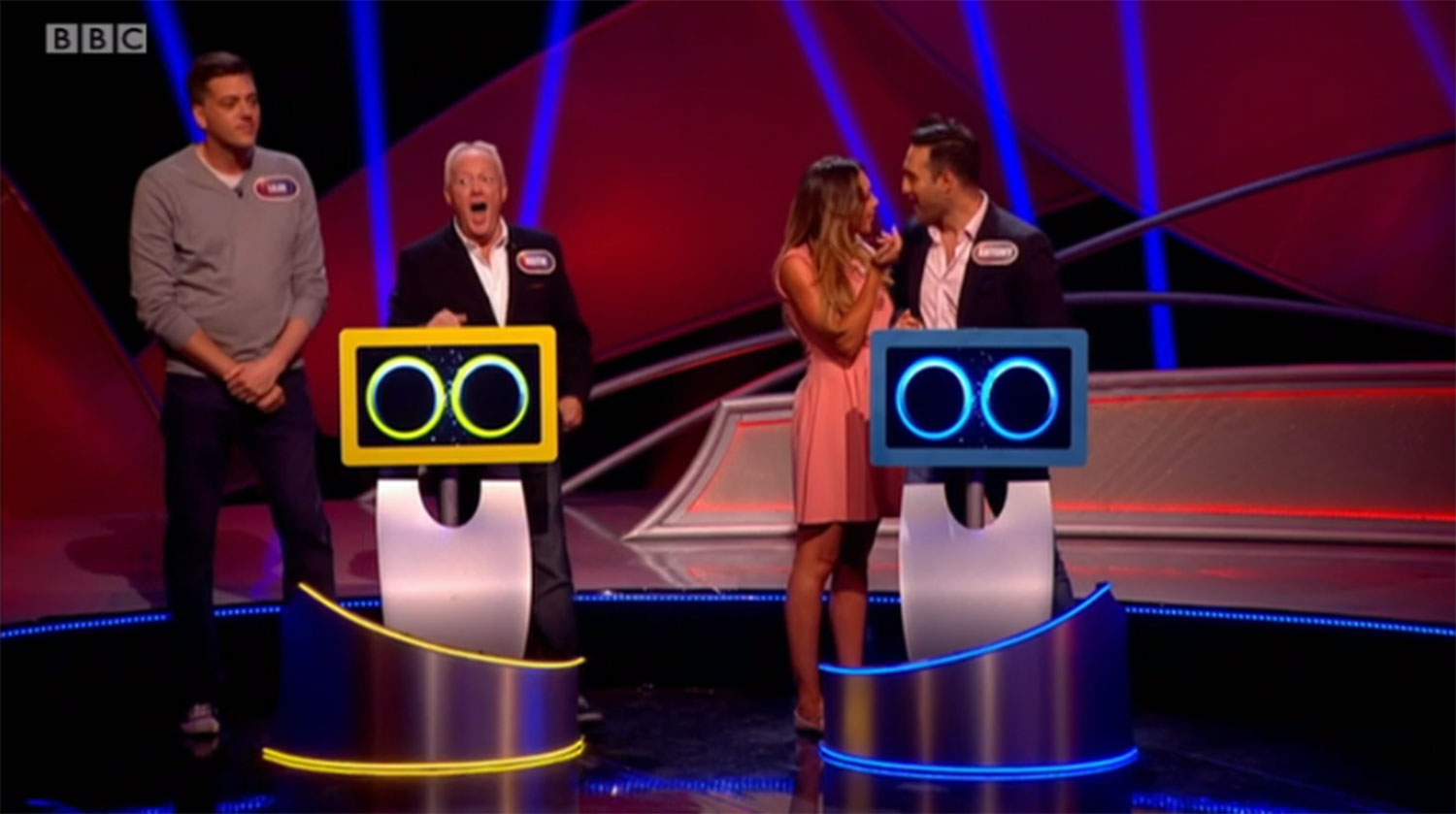 Keith Chegwin and Iain Lee slammed for 'casual racism' on Pointless Celebrities