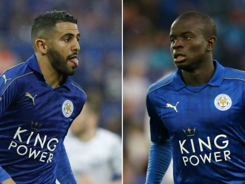 Arsenal in transfer talks to sign Riyad Mahrez and N'Golo Kante