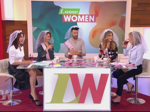 Loose Women played 'I Have Never' with Rylan Clark and it was messy