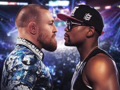 Conor McGregor will only fight Floyd Mayweather if money evenly-split, says trainer