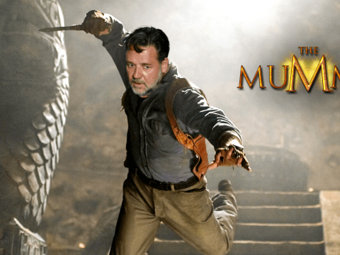 Russell Crowe to join Tom Cruise in The Mummy reboot