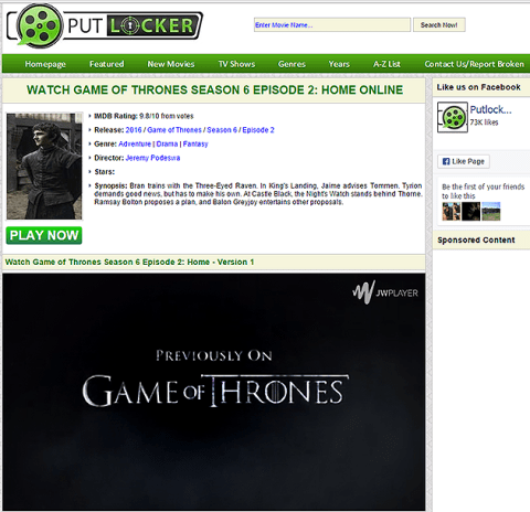 The Best Game Of Thrones Season 2 Putlockers  Wallpapers