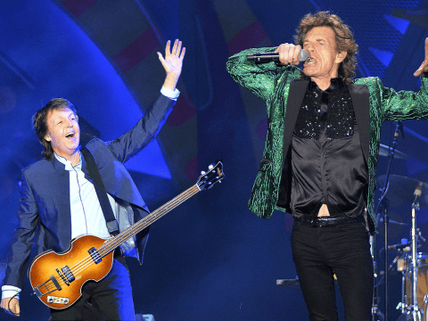 Bob Dylan, The Rolling Stones and Paul McCartney have teased a 'mega-festival'