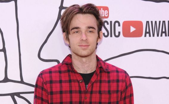Nick Lashaway attends the 2013 YouTube Music awards at Pier 36 on November 3, 2013 in New York City. (Picture: Dimitrios Kambouris/Getty Images)
