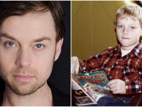Darren Hayes of Savage Garden posts awkward nerd throwback snap from his childhood