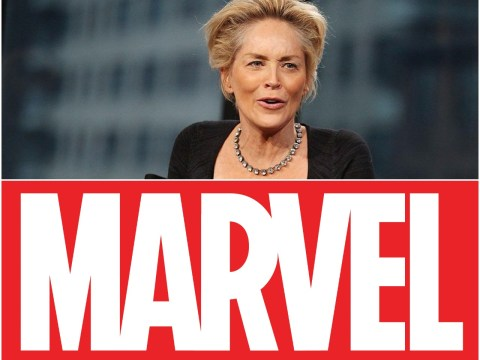 Sharon Stone announces she is going to be in a Marvel superhero movie