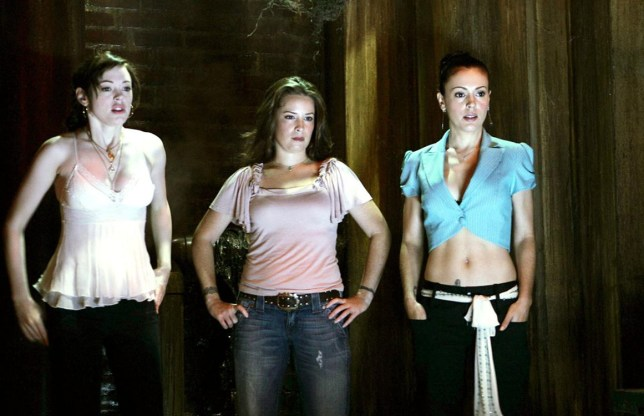 Charmed may be making a comeback (Picture: Warner Br/Everett/REX/Shutterstock)
