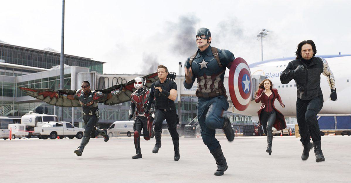 Captain America: Civil War has an amazing Arrested Development Easter egg