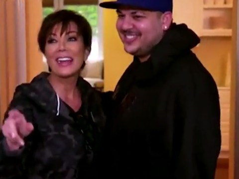 Rob Kardashian shares incredible weight loss snap – can you believe how different he looks?