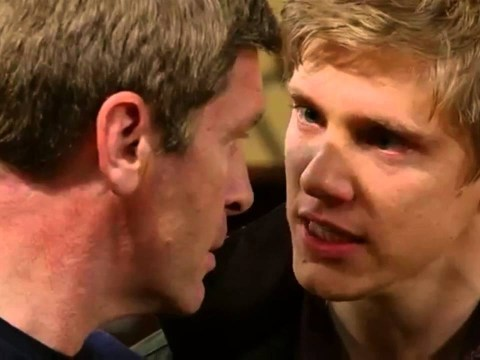 'F*** this show!' Fans lash out at Emmerdale as Robert Sugden is accused of killing Gordon Livesy