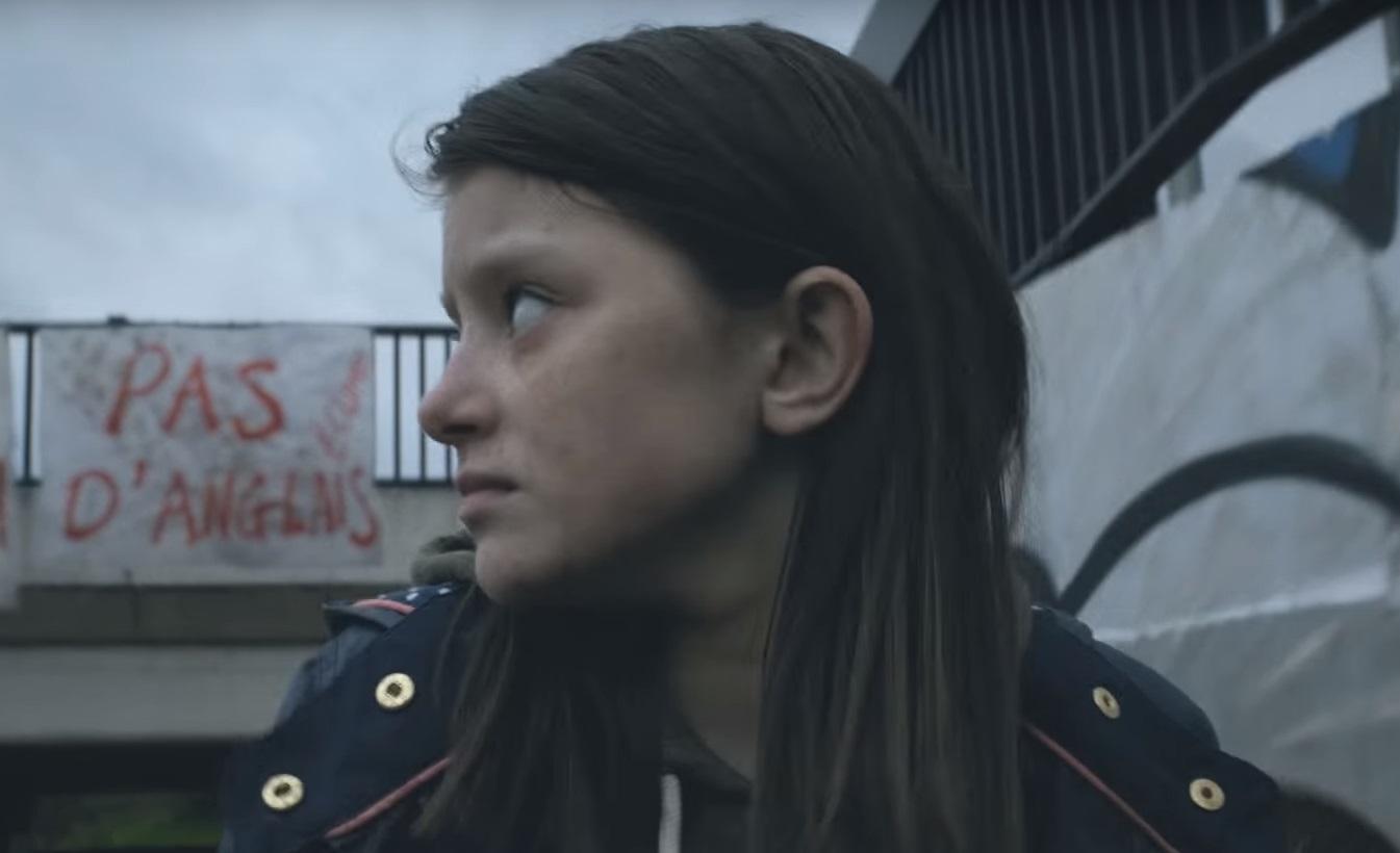Powerful new Save the Children advert shows child fleeing war-torn London