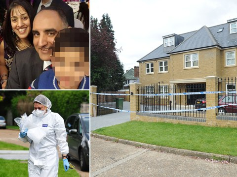 Pictured: Woman murdered in £5m mansion in one of UK's luxury estates